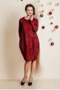 Платье-баллон TopDesign Festive NB6 17