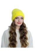 Молодежная одинарная шапка с отворотом Landre Сильвия