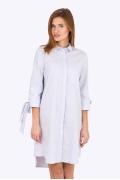 Стильная платье-рубашка Emka PL-581/arfa