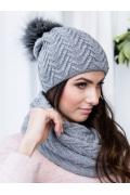 Женская шапка Veilo 32.002 (9 цветов)
