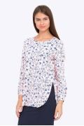 Женская блузка Emka b 2255/gella (коллекция осень-зима 17/18)