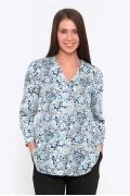 Хлопковая блузка в стиле Casual b 2218/hilda
