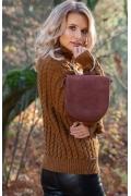 Тёплый свитер Fobya F591
