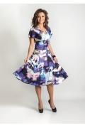 Летнее платье TopDesign A6 036