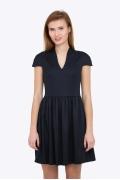 Платье чёрного цвета Emka Fashion PL-504/beata