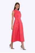 Приталенное платье-макси Emka PL-613/lisel