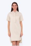 Платье рубашечного кроя Emka Fashion PL-566/mavli