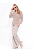Полупрозрачная летняя блузка Sunwear W74