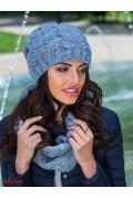 Тёплая женская шапка Kamea Luna (несколько цветов)