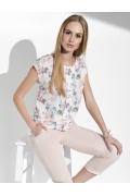Лёгкая летняя блузка Sunwear I05-2-72 (коллекция 2017)