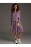 Летнее платье Emka PL1064/mono