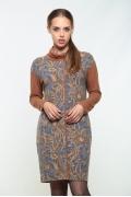 Осенне-зимнее платье Issi 162532