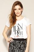 Молодежная блуза с рукавами из сеточки Zaps Chantal