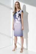 Летнее платье с цветочным мотивом Sunwear IS212-2-34