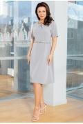 Летнее платье TopDesign Premium PA7 38