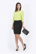 Юбка для деловых дам Emka Fashion 597-lorita