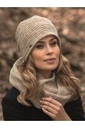 Женская шапка-бандана Landre Garu1