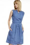 Льняное платье Enny 230005