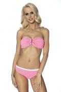 Розовый раздельный купальник Primo 458/2