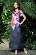 Длинное платье TopDesign Premium PA3 46