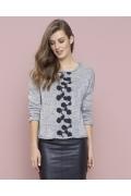 Тёплый женский свитер Zaps Pepi