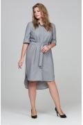 Платье-рубашка Donna Saggia DSPB-17-80