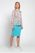 Полупрозрачная блузка Emka Fashion b 2118/demure