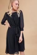 Платье в полоску Emka PL973/kukla