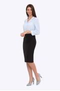 Недорогая юбка-карандаш Emka Fashion 667/milisa
