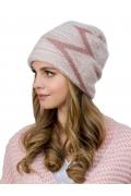 Женская двойная шапка Landre Аннет