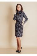 Платье TopDesign B6 009 (коллекция осень-зима 16/17)