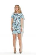 Прямое платье Donna Saggia DSP-88-29
