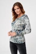 Блузка из тонкого трикотажа Sunwear C21-5-13