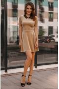 Бархатное платье Donna Saggia DSP-264-24t