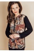 Женская блузка TopDesign B6 092