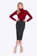 Облегающая юбка-миди Emka S647/eduarda