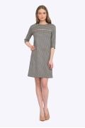 Женское платье Emka PL660/ecuador