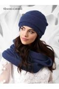 Комплект женская шапка и снуд Kamea Ivrea