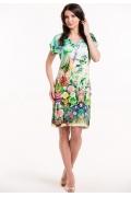 Недорогое летнее платье Remix 7297