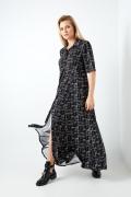 Длинное платье TopDesign A20 103