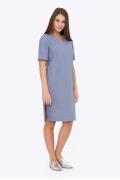 Летнее платье с разрезами по бокам Emka PL-565/dezira