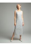 Длинное платье-майка Emka PL1104/walk