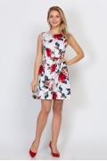 Летнее платье из хлопка Emka Fashion PL-426/ashley
