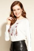 Трикотажная блузка Zaps Daren
