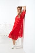 Лёгкое платье TopDesign A20 093