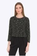 Женская блузка свободного кроя Емка B2275/roksana