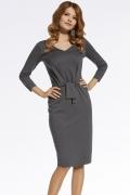Трикотажное платье Enny 220043