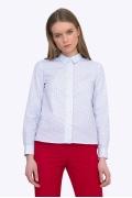 Женская рубашка Emka B2234/trussardi