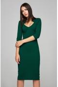 Платье-футляр с фигурным вырезом Donna Saggia DSP-270-44t