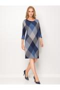 Платье в клетку Sunwear ZS263-4-30